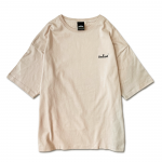 Small Logo Big T-shirts(Sand)<img class='new_mark_img2' src='https://img.shop-pro.jp/img/new/icons53.gif' style='border:none;display:inline;margin:0px;padding:0px;width:auto;' />