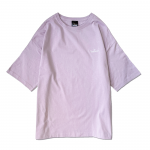 Small Logo Big T-shirts(Purple)<img class='new_mark_img2' src='https://img.shop-pro.jp/img/new/icons53.gif' style='border:none;display:inline;margin:0px;padding:0px;width:auto;' />