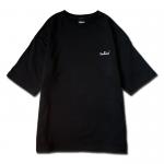Small Logo Big T-shirts(Black)<img class='new_mark_img2' src='https://img.shop-pro.jp/img/new/icons53.gif' style='border:none;display:inline;margin:0px;padding:0px;width:auto;' />