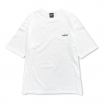 Small Logo Big T-shirts(White)<img class='new_mark_img2' src='https://img.shop-pro.jp/img/new/icons53.gif' style='border:none;display:inline;margin:0px;padding:0px;width:auto;' />