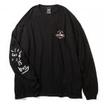 Sold My Soul L/S T-shirts(Black)