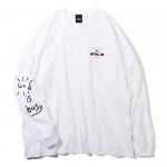Sold My Soul L/S T-shirts(White)