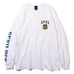DVUS College L/S T-shirts(White)