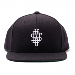 DVUS Snap Back Cap(Black)