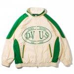Racing JKT(Ivory/Green)