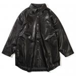Leather JKT(Black)
