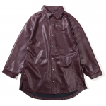 Leather JKT(Brown)
