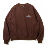 Logo Plants Crewneck(Brown)<img class='new_mark_img2' src='https://img.shop-pro.jp/img/new/icons53.gif' style='border:none;display:inline;margin:0px;padding:0px;width:auto;' />