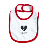 Heartaches Bib(Red)<img class='new_mark_img2' src='https://img.shop-pro.jp/img/new/icons5.gif' style='border:none;display:inline;margin:0px;padding:0px;width:auto;' />