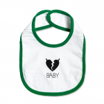Heartaches Bib(Green)<img class='new_mark_img2' src='https://img.shop-pro.jp/img/new/icons5.gif' style='border:none;display:inline;margin:0px;padding:0px;width:auto;' />