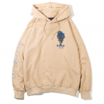 Bloom Pullover Hooded(Sand)
