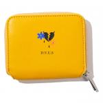 Heartaches Plants Mini Wallet(Yellow)