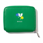 Heartaches Plants Mini Wallet(Green)