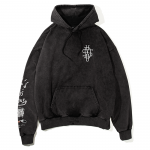 DVUS Pullover Hooded(Black)