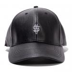Leather Cap(Black)