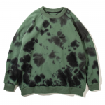 Small Logo Tie Dye Crewneck(Olive)<img class='new_mark_img2' src='https://img.shop-pro.jp/img/new/icons5.gif' style='border:none;display:inline;margin:0px;padding:0px;width:auto;' />