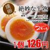 【今話題】燻製(スモーク)半熟卵「スモッち」【すもっち/燻製たまご】