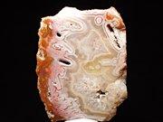 トルコ産アゲート <バライト仮晶> (Agate Pseudomorph after Baryte / Turkey)