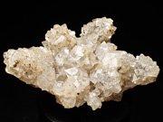 岐阜県神岡鉱山産 水晶、魚眼石&珪灰鉄鉱 (Quartz, Apophyllite & Ilvaite / Japan)
