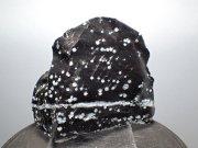 長野県和田峠産 黒曜石 (Obsidian / Japan)