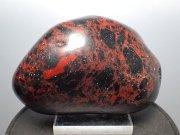 北海道白滝産 黒曜石 (Obsidian / Japan)