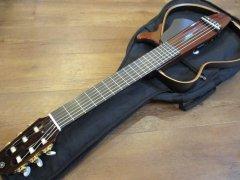 委託品 ヤマハ サイレントギター SLG-200NW 新品同様