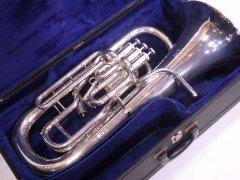 【委託品】ヒルスブルナー ユーフォニアム 378K 【服部管楽器】