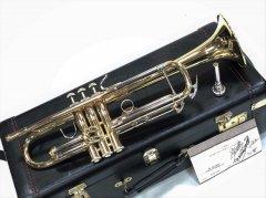 【レンタル】バック B♭トランペット ヴィンセント【服部管楽器】
