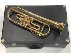 【レンタル】アックスマン MUK3361 B♭トランペット GP【服部管楽器】
