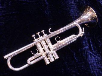 【レンタル】シルキー B♭トランペット B5 SP【服部管楽器】