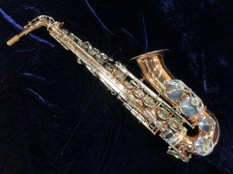 【1ヶ月レンタル】アルトサックス io AS-1065 GLS【服部管楽器】