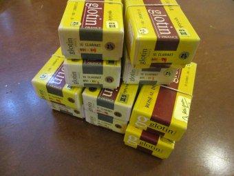 グロタン E♭クラリネット用 リード G� 2-1/2 10箱 新品長期保管品