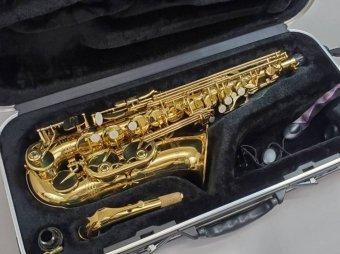【レンタル】アンティグア アルトサックス 3100【服部管楽器】