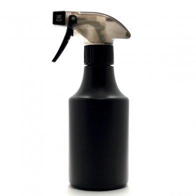 トリガースプレー 300mL 【 ボトル:遮光黒 トリガー:ブラック 】  【 30個/ロット 送料無料 】