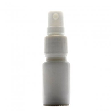 アロマ遮光瓶 5mL クリーミーホワイト【ホワイトフィンガースプレー】