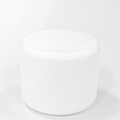 クリームボトル ホワイト 50g