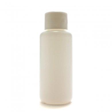 プラスチック容器 30mL PE ホワイト【スクリューキャップ:ホワイト】