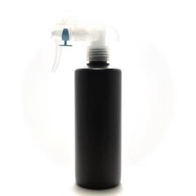 蓄圧式トリガースプレー 300ml PE [ ストレートボトル:遮光黒 ][ 384個入り/ロット 送料無料 ]