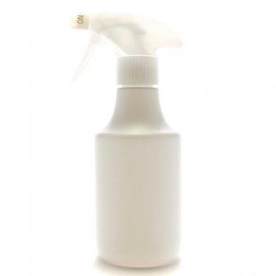 トリガースプレー 300mL 【ボトル:ホワイト トリガー:ホワイト】
