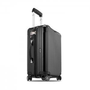 リモワ RIMOWA サルサデラックス 830.53.50.4【TSA】【機内持込】 37L ブラック 4輪 /スーツケース リモア Salsa Deluxe…