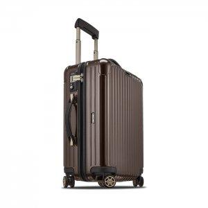 リモワ RIMOWA サルサデラックス 830.53.52.4【TSA】【機内持込】 37L ブラウン 4輪 /スーツケース リモア Salsa Deluxe…