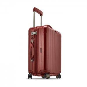 リモワ RIMOWA サルサデラックス 830.53.53.4【TSA】【機内持込】 37L オリエンタルレッド 4輪 /スーツケース リモア Salsa Deluxe…