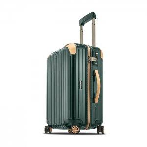 リモワ RIMOWA ボサノバ 870.53.41.4 【TSA】【機内持込】 37L ジェットグリーンベージュ 4輪 /スーツケース リモア Bossa No…