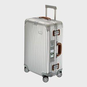 <img class='new_mark_img1' src='https://img.shop-pro.jp/img/new/icons15.gif' style='border:none;display:inline;margin:0px;padding:0px;width:auto;' />ルフトハンザ リモワ 747-8コレクション 【TSA】【E-Tag】 1749474 63L 63.5L エレクトロニックタグ 電子タグ  4輪の写真
