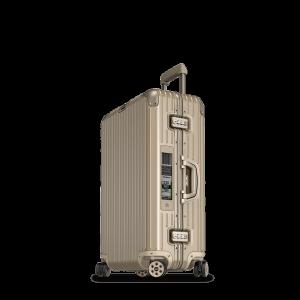 リモワ トパーズチタニウム 924.70.03.5 【TSA】【E-Tag】 78L エレクトロニックタグ 電子タグ  4輪 の写真