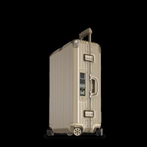 リモワ トパーズチタニウム 924.73.03.5 【TSA】【E-Tag】 82L エレクトロニックタグ 電子タグ  4輪 の写真