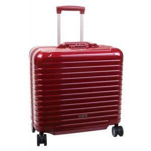 リモワ サルサデラックス ビジネストローリー 830.40.53.4 【TSA】 873.40 29L オリエンタルレッド 4輪の写真