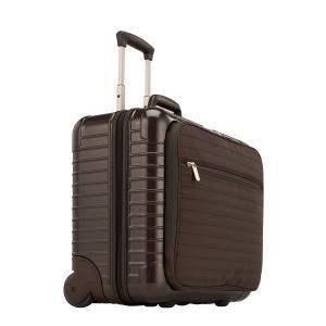 リモワ サルサデラックスハイブリッド ビジネストローリー 840.50.52.2 【TSA】 862.50 42L ブラウン 2輪