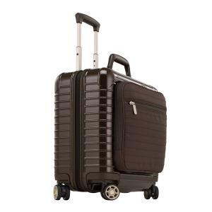 リモワ サルサデラックスハイブリッド ビジネストローリー 840.40.52.4 【TSA】 862.42 30L ブラウン 4輪