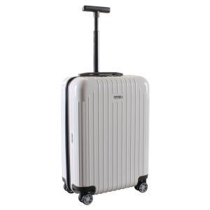 <即納可> リモワ サルサエアー 【TSA】【機内持込】 845.52 34L ホワイト 4輪